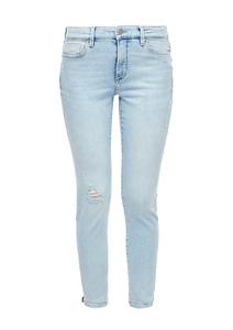 Damen Skinny Fit: Skinny ankle leg-Jeans