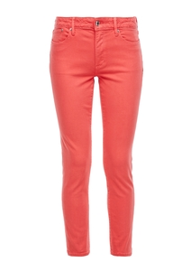 Damen Slim Fit: Jeans mit Embroidery