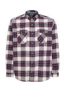 Herren Regular: Hemd mit Karomuster