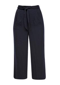Damen Regular Fit: Satinierte Culotte