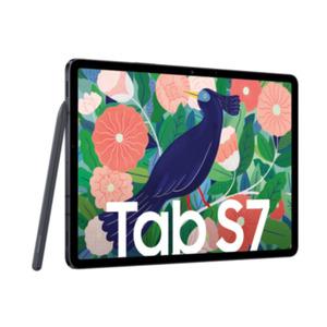 Samsung GALAXY Tab S7 T870N WiFi 128GB mystic black Android 10.0 Tablet