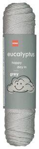 HEMA Garn, Eukalyptus Grau