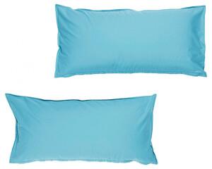 Home Ideas Living Renforcé-Wende Kissenbezüge 2er, blau