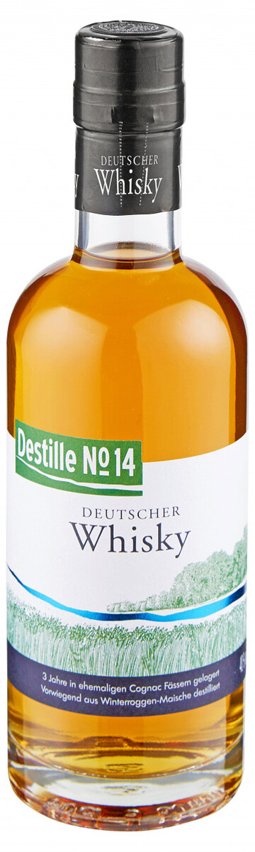 Bild 1 von Destille No. 14 - Deutscher Whisky
