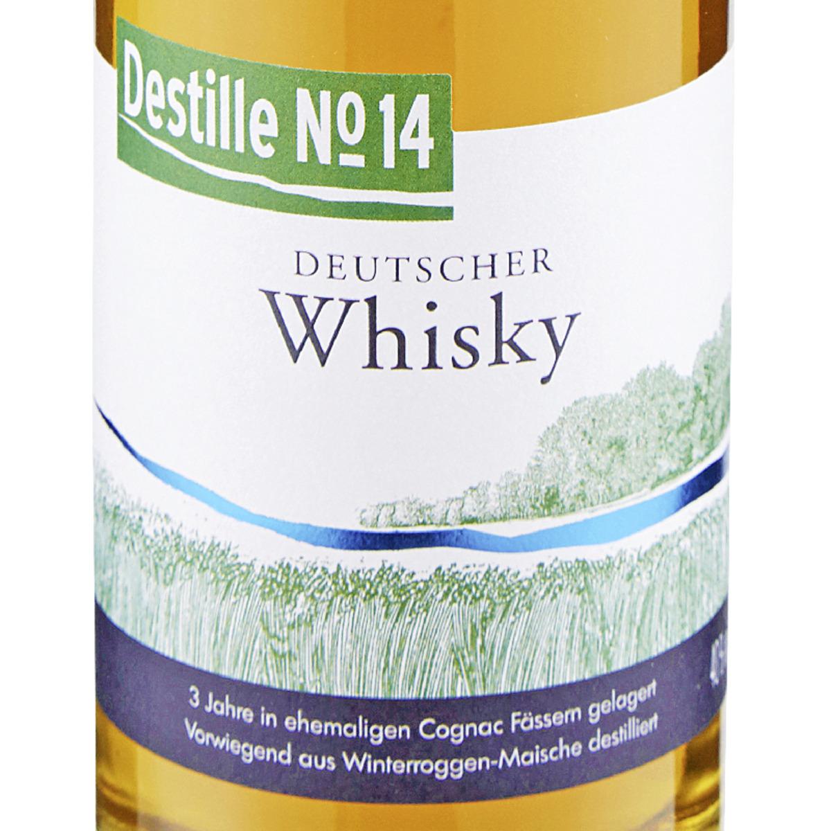 Bild 2 von Destille No. 14 - Deutscher Whisky