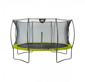 EXIT Silhouette Trampolin ∅  366cm, grün