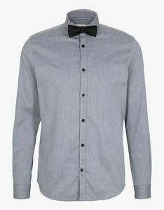 Tom Tailor - Hemd mit Schleife