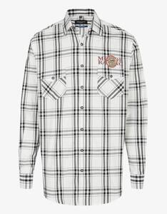 Bexleys man - Freizeithemd mit Karomuster und zwei Patten-Brusttaschen, REGULAR FIT