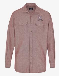 Bexleys man - Fischgrat-Hemd mit zwei Brusttaschen, REGULAR FIT