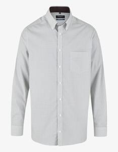 Bexleys man - Gemustertes Freizeithemd mit Brusttasche, REGULAR FIT