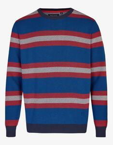Bexleys man - Pullover gestreift