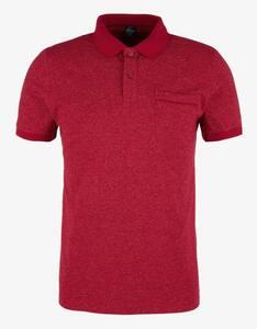 s.Oliver - Poloshirt im Melange-Look