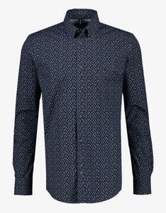 Lerros - Hemd mit Allover-Print