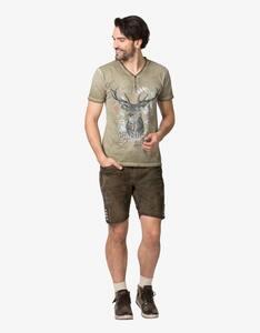 Stockerpoint - Trachten T-Shirt mit Druck