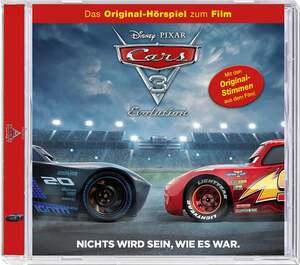 Disney Cars 3 CD