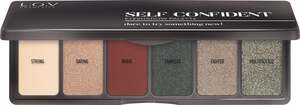 L.O.V SELF CONFIDENT Eyeshadow Palette