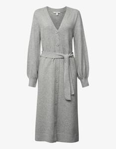 Esprit - Strick-Kleid mit Organic-Cotton