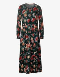 Street One - Kleid mit floralem Muster, Midi-Länge