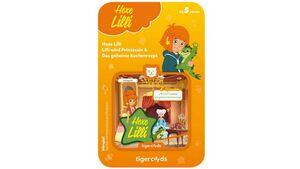 tigerbox - tigercard Hexe Lilli: Lilli wird Prinzessin & Das geheime Kuchenrezept