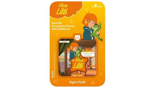 tigerbox - tigercard Hexe Lilli: Das geheime Zimmer & Das Wildpferd