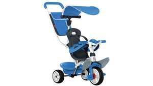 Smoby - Dreirad - Baby Balade Blau