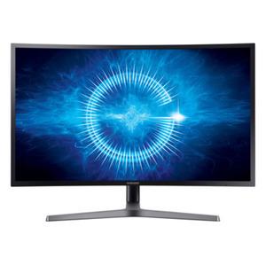 Samsung C27HG70 - 68,4 cm (27 Zoll), LED, Curved, HDR, VA-Panel, 144 Hz, WQHD, Höhenverstellung, 2x HDMI