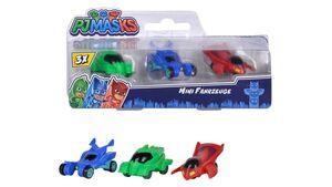 Simba - PJ Masks - Mini Fahrzeuge Set
