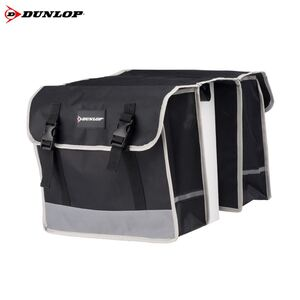 Dunlop Fahrrad-Doppelsatteltasche