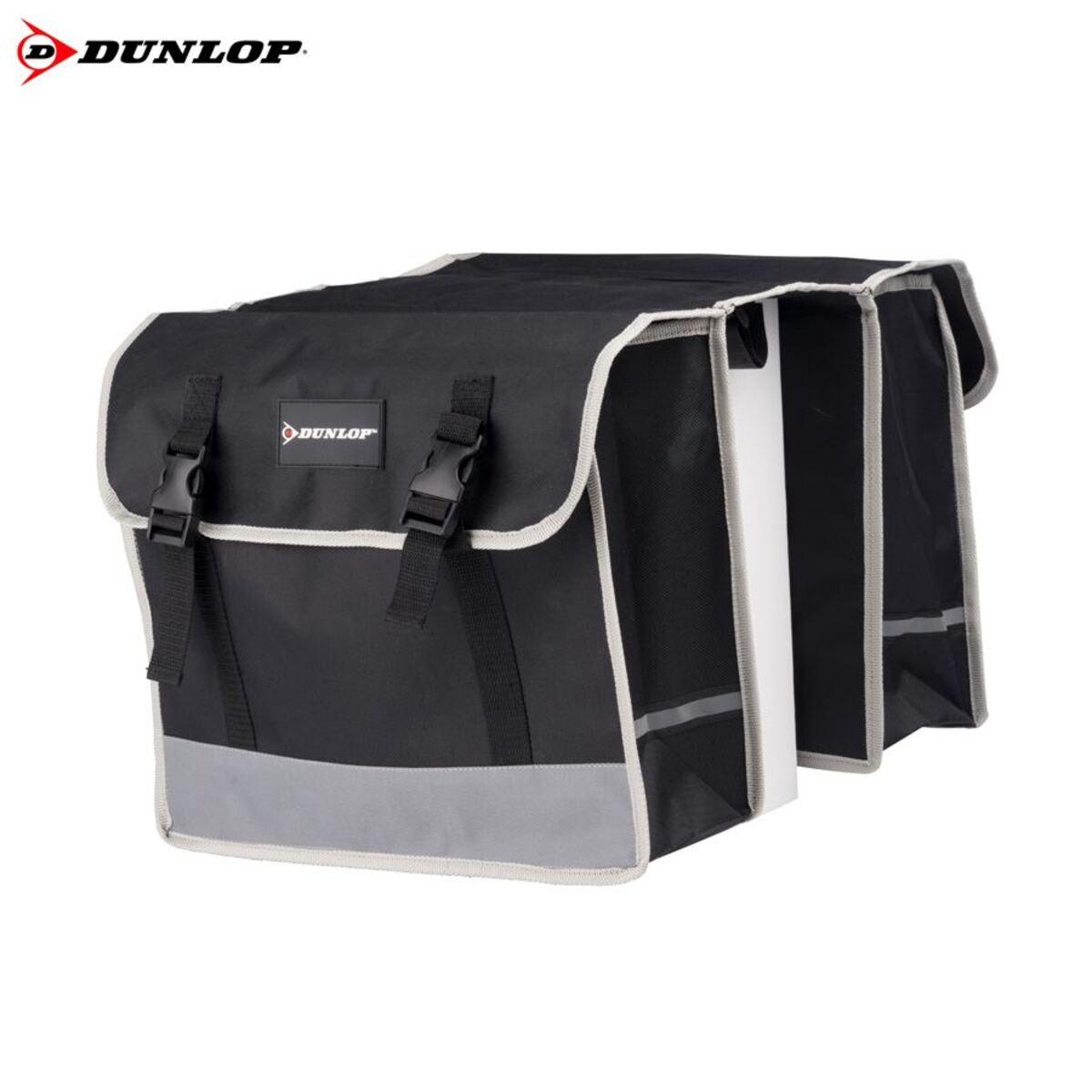 Bild 1 von Dunlop Fahrrad-Doppelsatteltasche