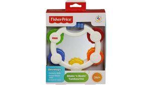 Fisher Price - Babys erstes Tamburin