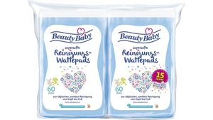 Beauty Baby supersofte Reinigungs-Wattepads