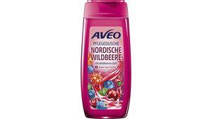 AVEO Pflegedusche Nordische Wildbeere
