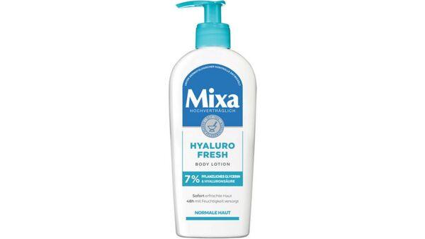 Mixa Hyaluro Fresh Body Lotion