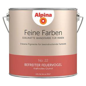 Alpina Wandfarbe Feine Farben