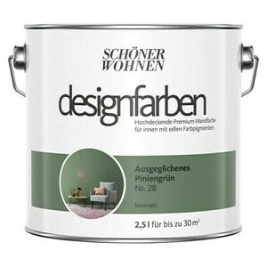 SCHÖNER WOHNEN-Farbe Wandfarbe Designfarbe