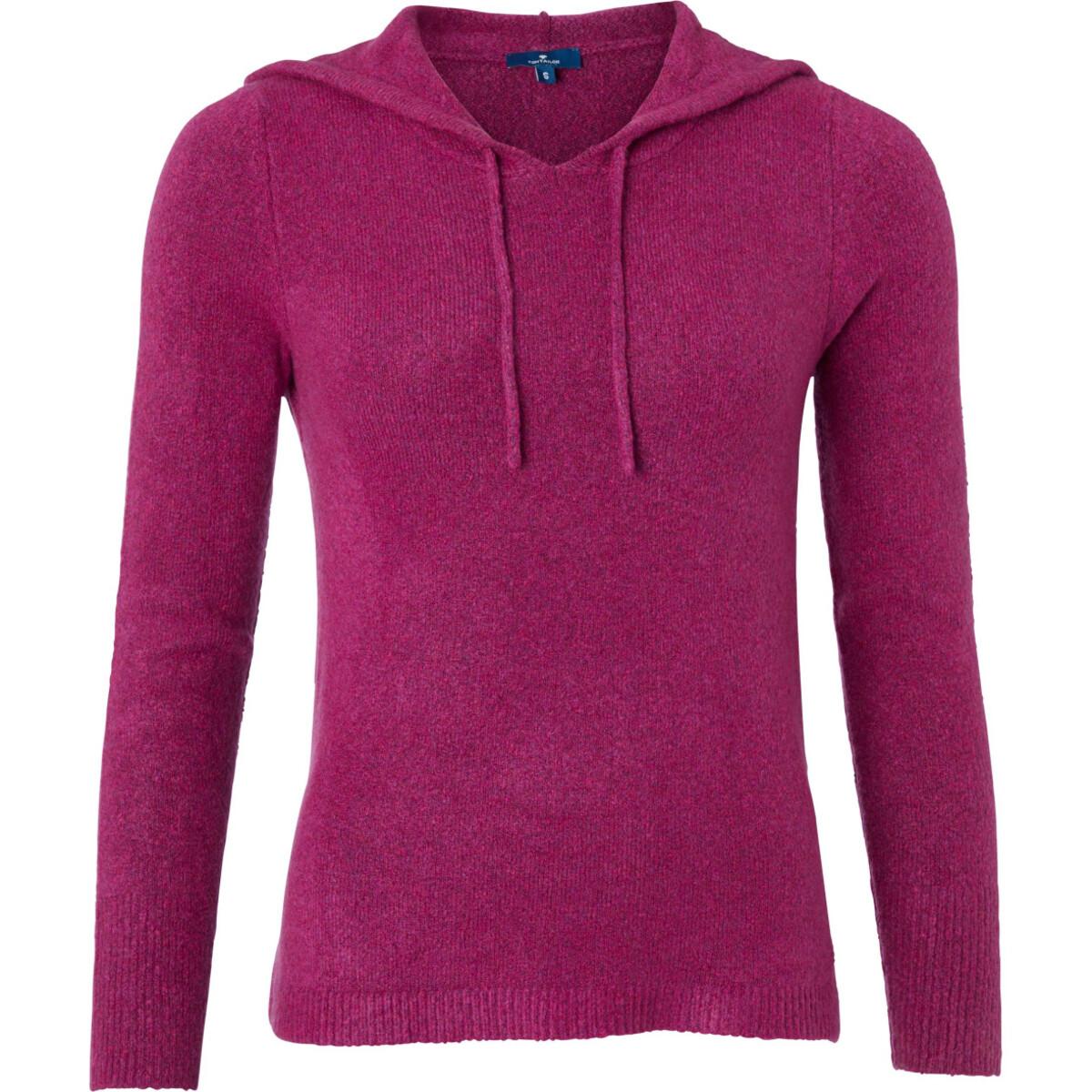 Bild 1 von Damen Sweater mit Kapuze
