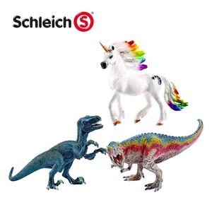 Regenbogeneinhorn oder T-Rex und Velociraptor ab 3 Jahren, je