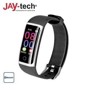 Fitness Tracker FT9T · Kontrolle via kostenloser App · Pulsmesser  · Blutdruckmesser · Schrittzähler · Push Nachrichten vom Handy · Bluetooth u.v.m.