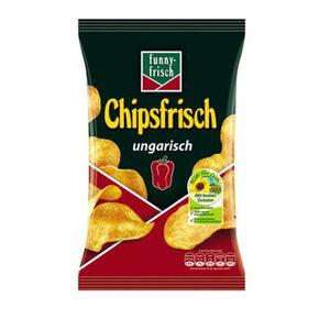Funny Frisch Chipsfrisch Ungarisch 50 g
