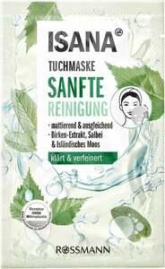 ISANA Tuchmaske Sanfte Reinigung