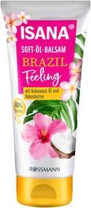 ISANA Soft-Öl-Balsam Brazil Feeling