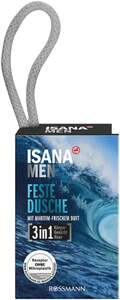 ISANA MEN Feste Dusche 3in1