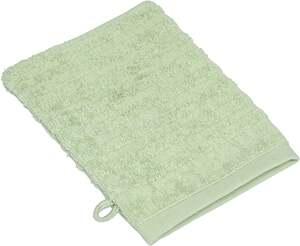 IDEENWELT Waschhandschuh, grün