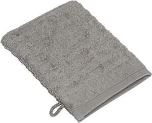 IDEENWELT Waschhandschuh, grau