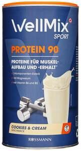 WellMix Protein 90 Cookies & Cream