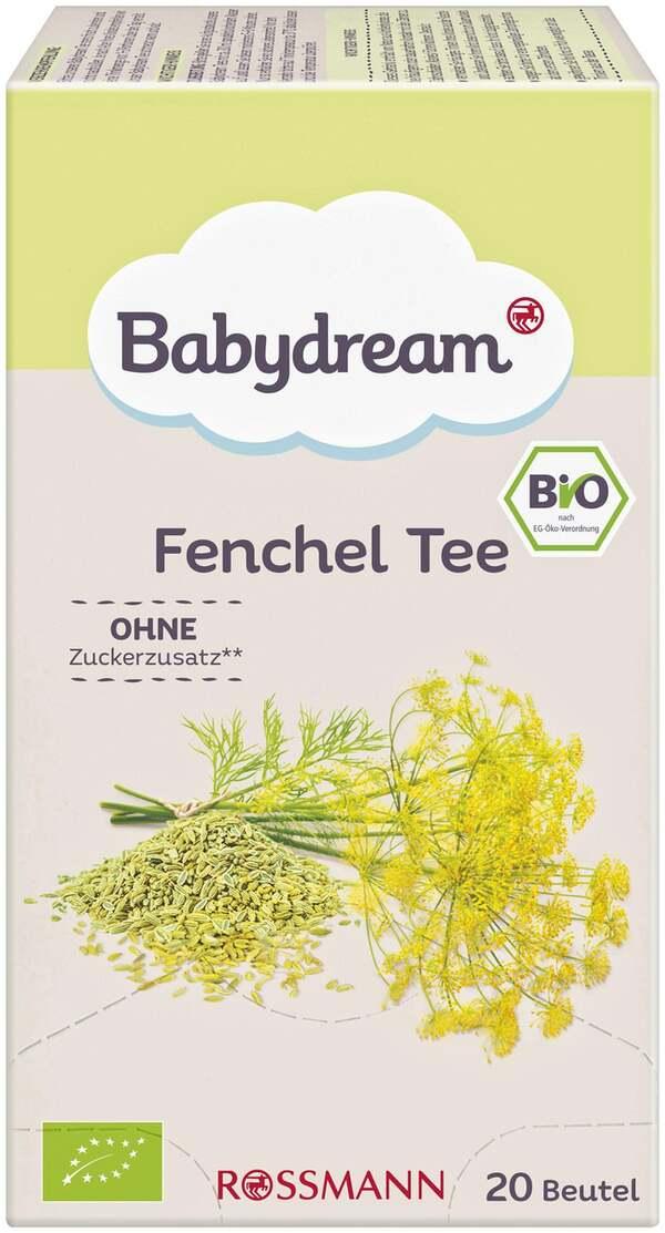 Babydream Bio Fenchel Tee