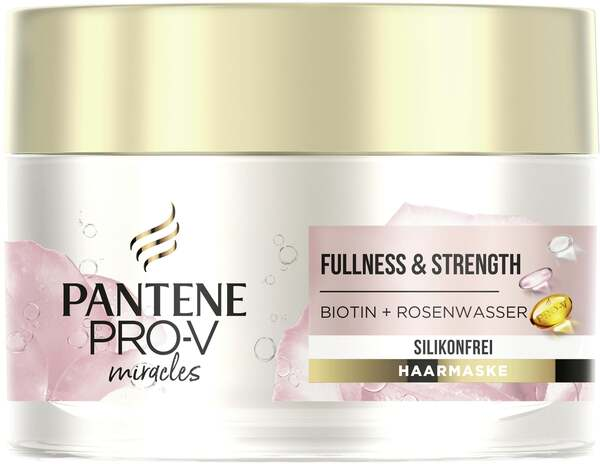Pantene Pro-V miracles Fullness & Strength Haarmaske