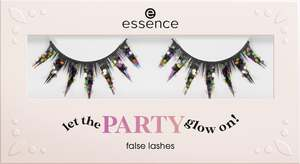 essence let the party glow on! false lashes 01