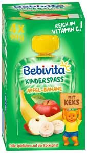 Bebivita Kinderspass Apfel-Banane mit Keks