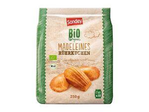 Sondey Bio-Madeleines Rührkuchen